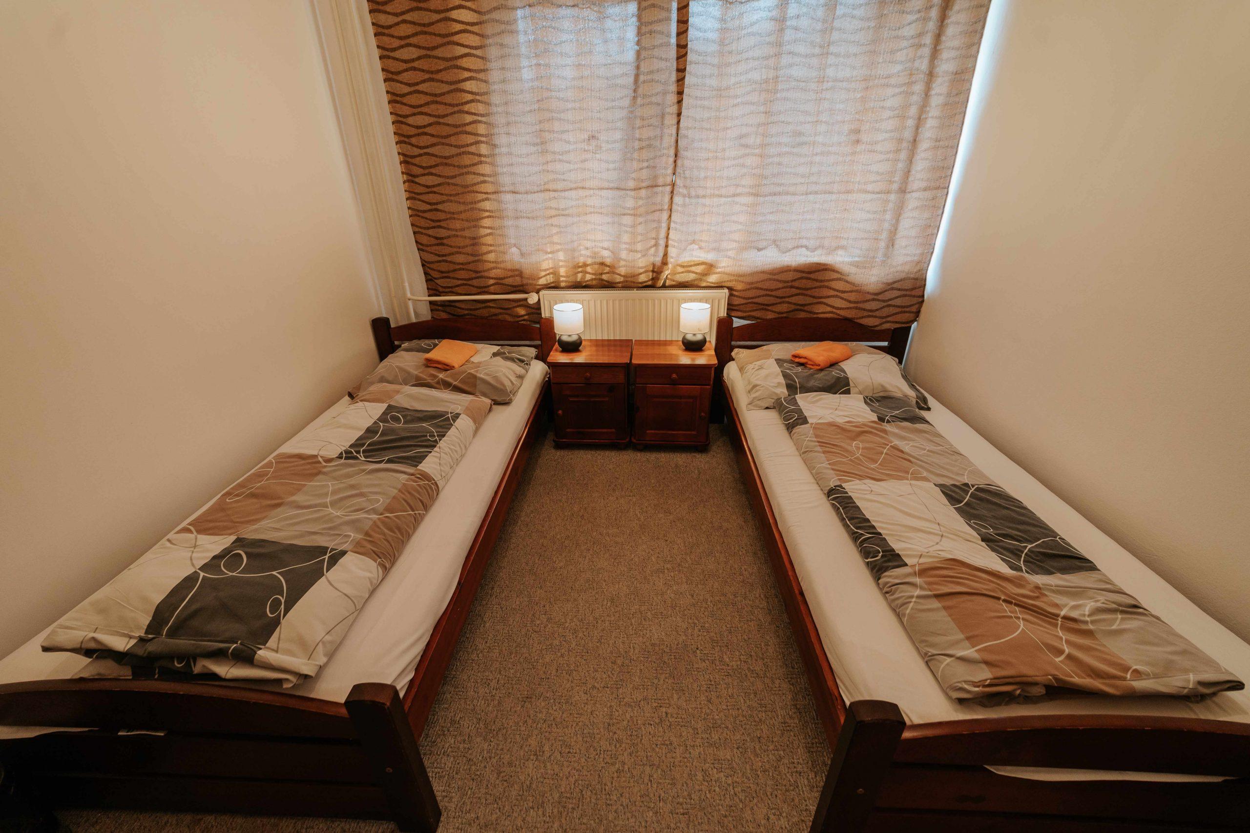 Dvôjlôžková izba