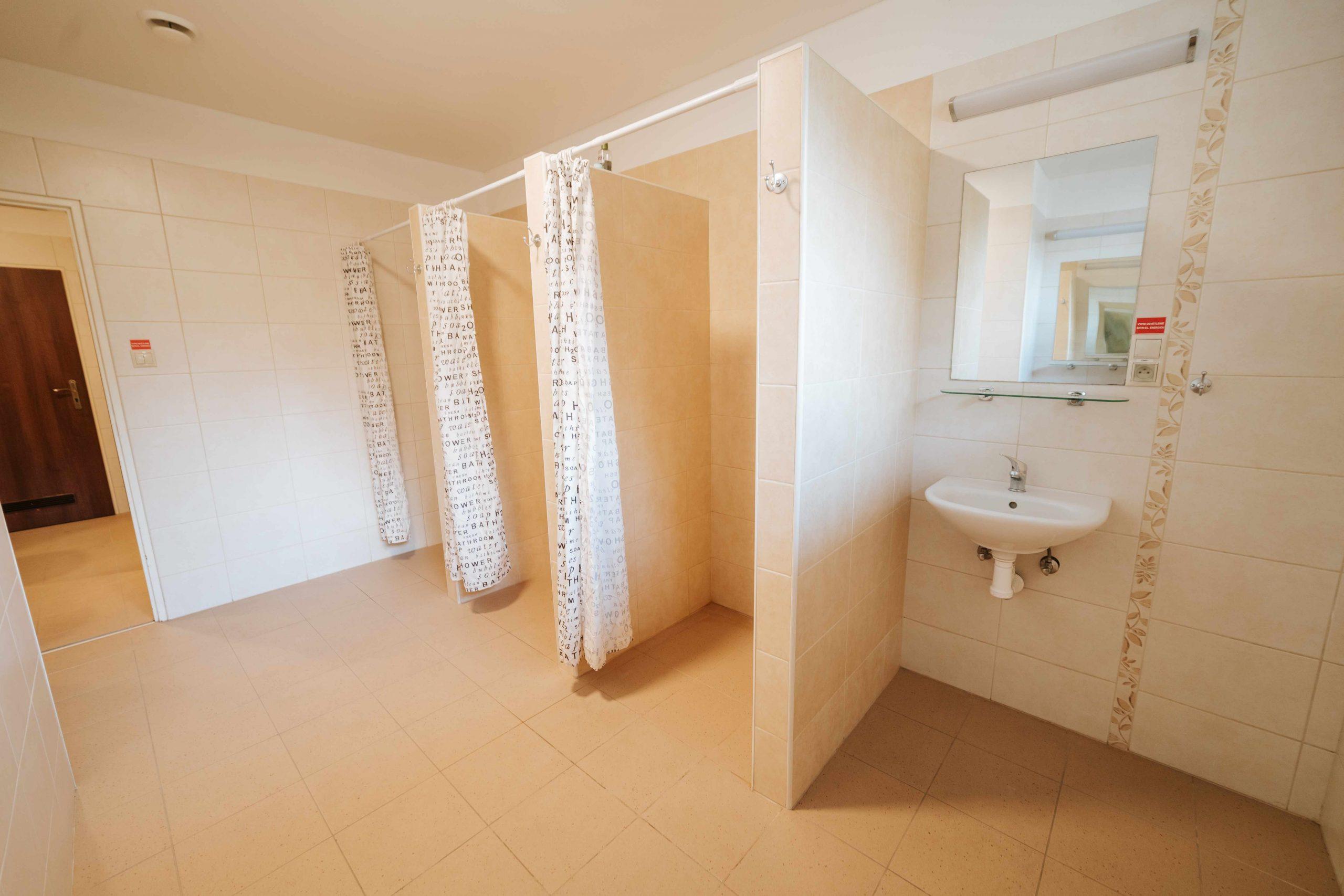 Kúpeľna pánska (dolná)