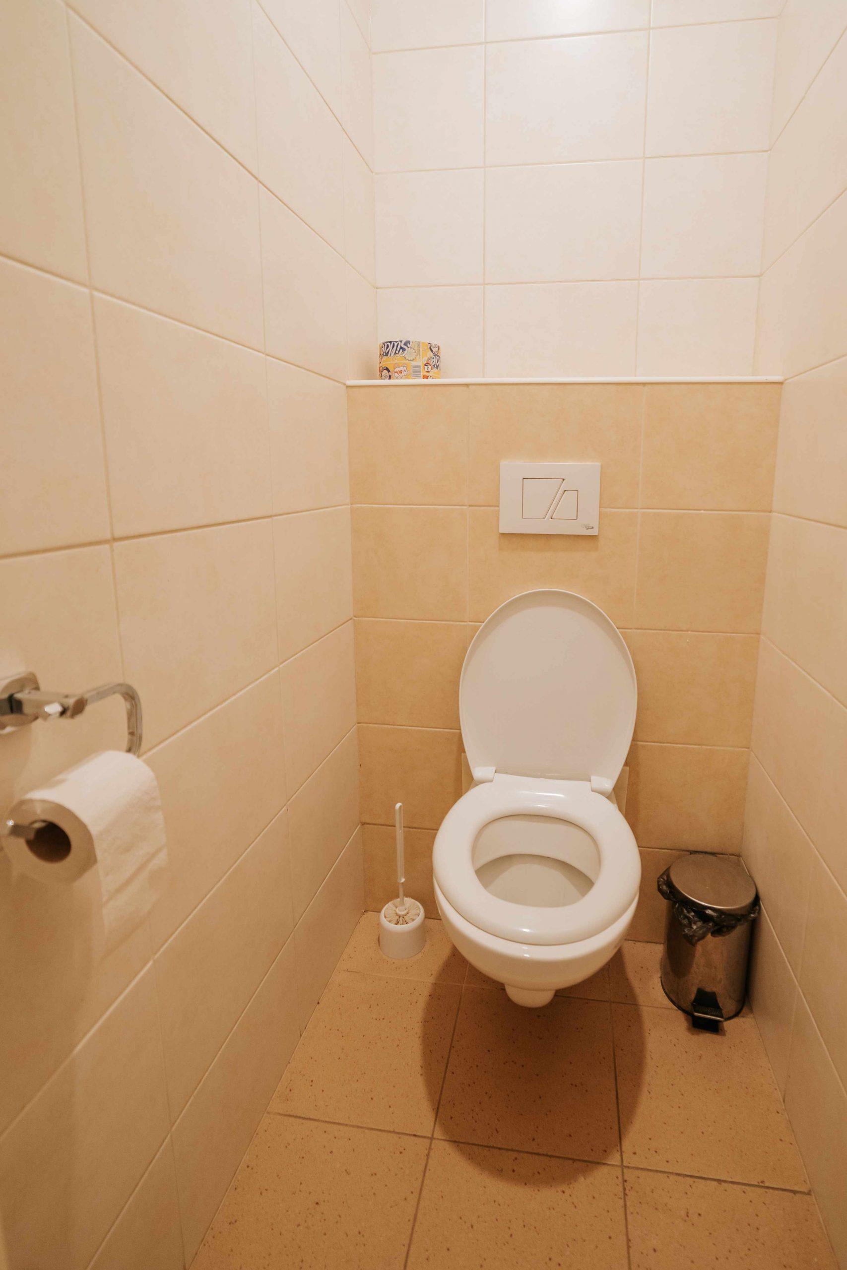 WC dámy
