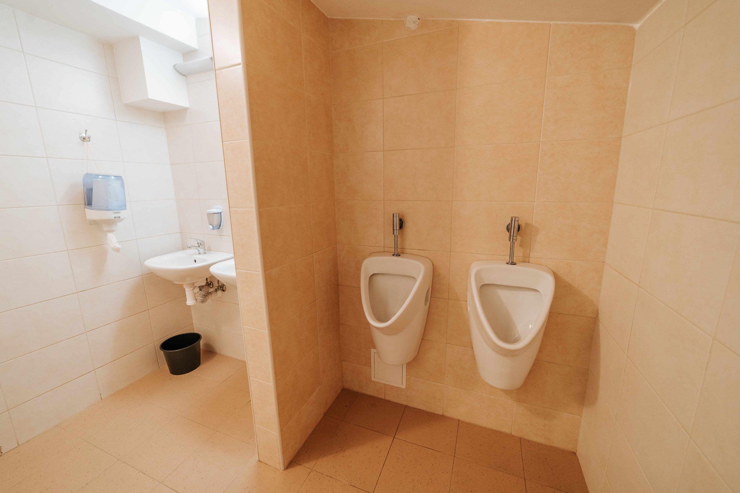 WC Pánske